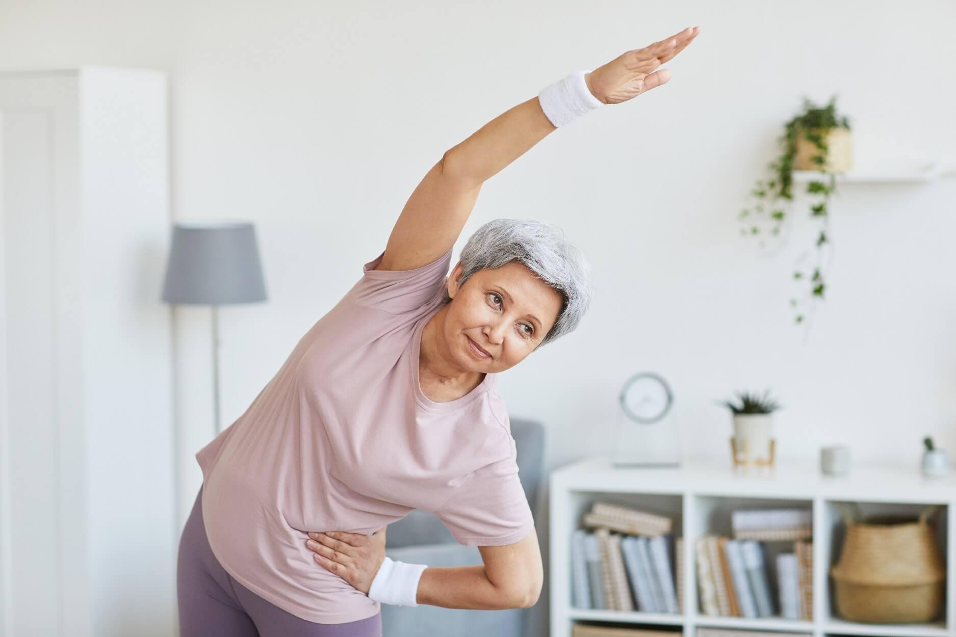 Aktywność fizyczna osób starszych: poznaj jej zalety