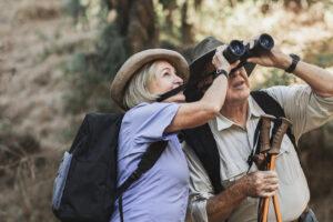 dziadkowie wpodróży