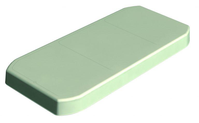 materac piankowy lateksowy dołóżka rehabilitacyjnego