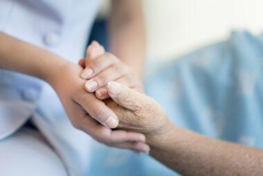 Pielęgnacja skóry u pacjentów długotrwale unieruchomionych