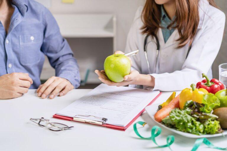 Dieta wprofilaktyce odleżyn