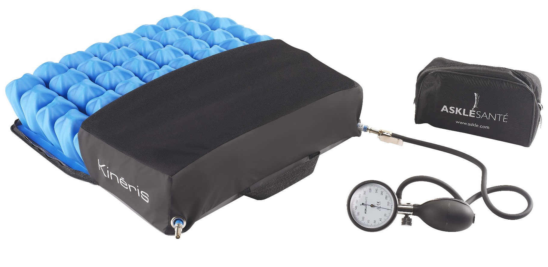 Poduszka przeciwodleżynowa Kineris®