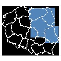 Maciej Pesta: warmińsko-mazurskie, podlaskie, mazowieckie, lubelskie