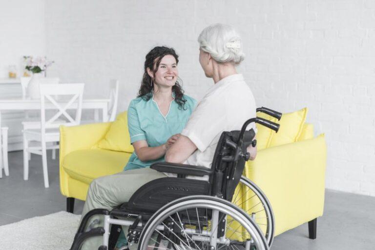 Opieka nadosobą starszą niesamodzielną